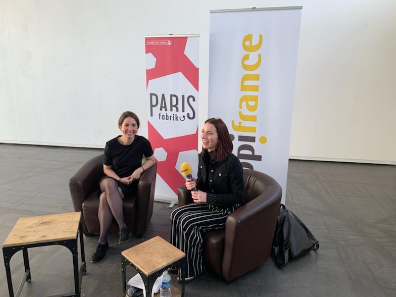 Alysée Flaut Lancement PIA Fab BPI France Mairie de Paris KICMAKER