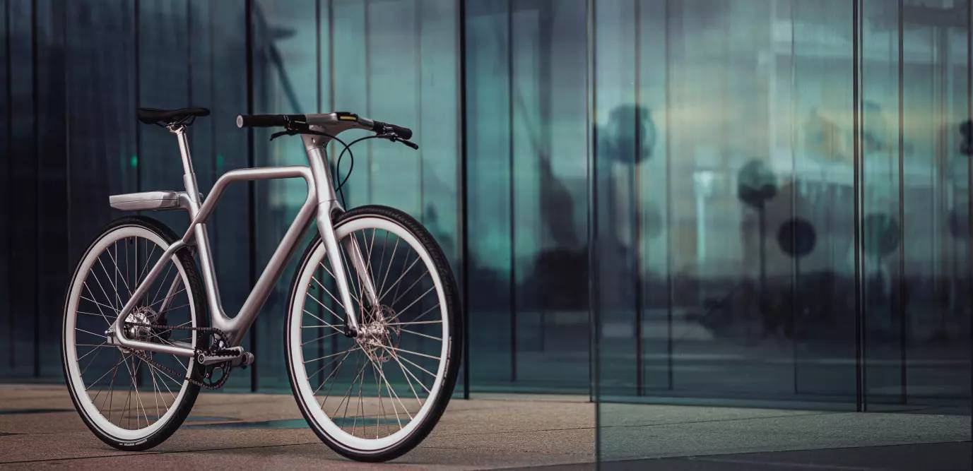Launch of the angell bike