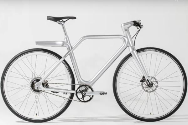 Angell bike Kickmaker