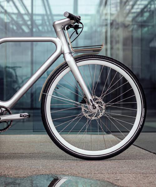 Angell bike X Kickmaker