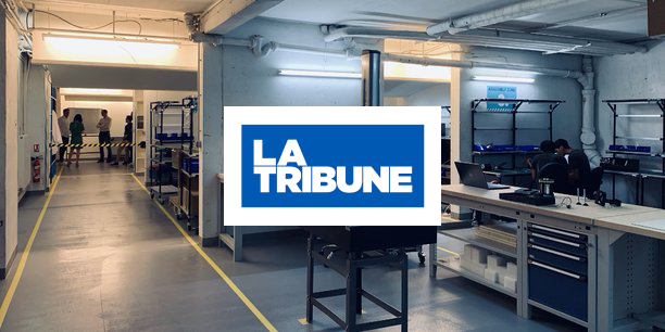 La Tribune Kickmaker industrialisation de produits high-tech