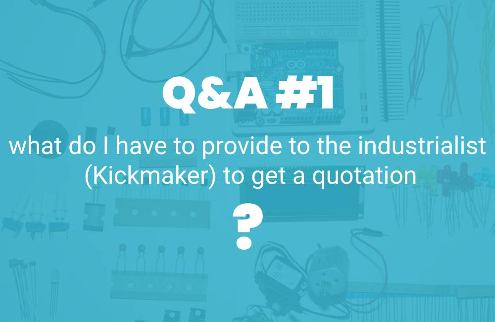 Industrialization question Kickmaker