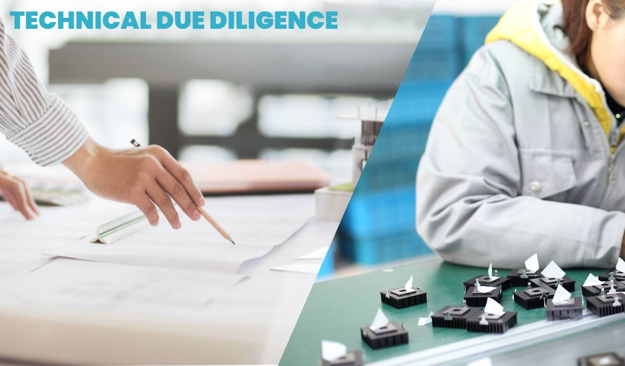 La due diligence technique