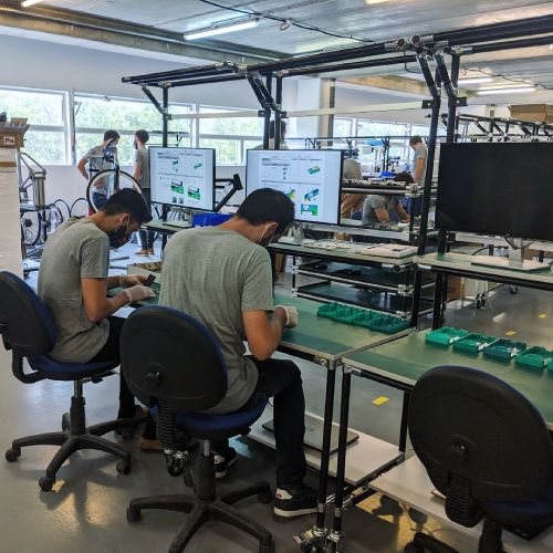 Kickmaker développement produit industrialisation produits high-tech